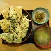 塩天丼 麺屋 宮坂商店